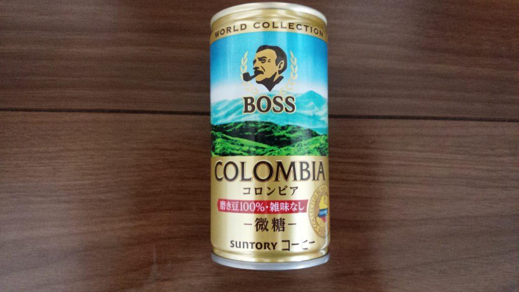 BOSSコロンビア