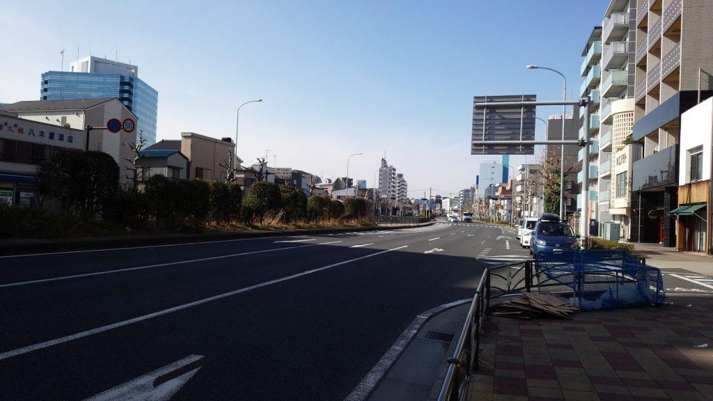 横浜小鳥の病院、横浜方面