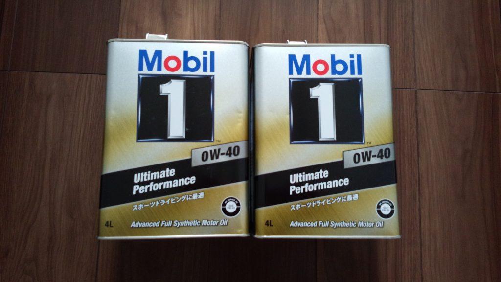 モービル10w40