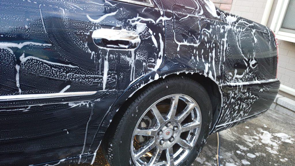 ザイモール洗車1